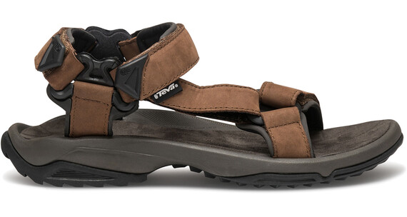 Teva M's Terra FI Lite Leather Brown